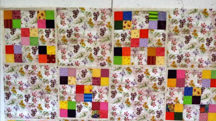 Quilts for Hospice Care