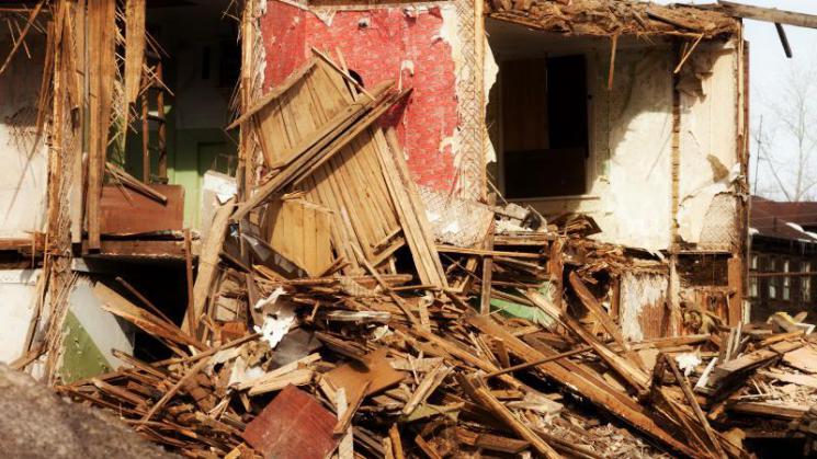 Home Rebuild for Nepal family