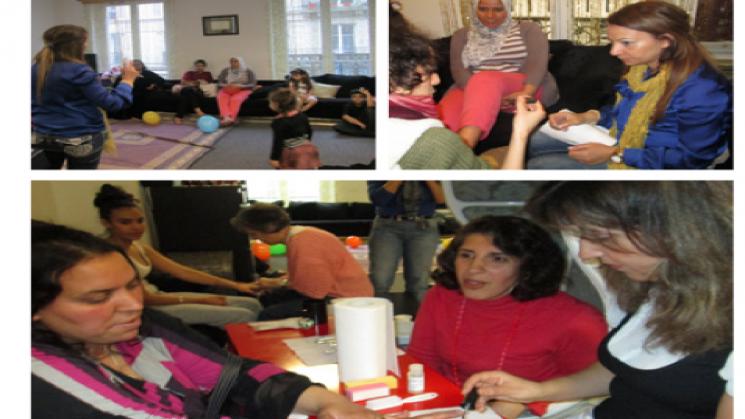 Salon Outreach to Muslim Women
