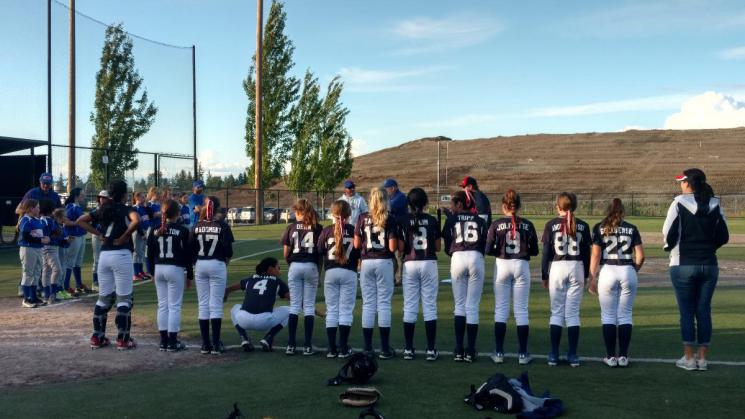 Mill Creek 11U Softball Team