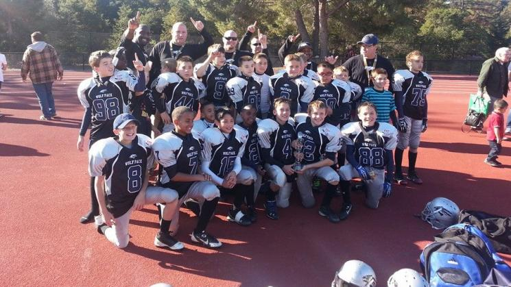 Reno Pop Warner BEST OF THE WEST